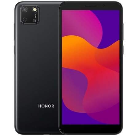 Смартфон Honor 9S Black (Черный)