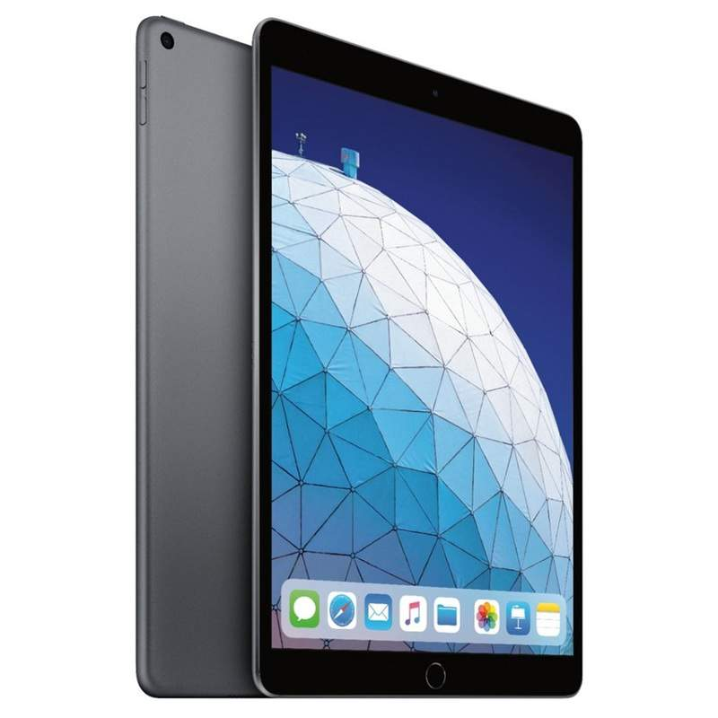 Планшет iPad Air (2019) 64GB Wi-Fi + Cellular Space Gray (Серый)