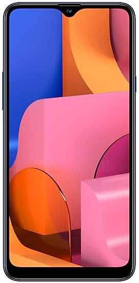 Смартфон Samsung Galaxy A20S 32GB Blue (Синий)